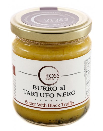 Black Truffle Butter Products, Oil & butter image