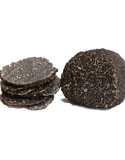 Fresh Black Truffles Melanosporum Extra-grade Fresh Truffles, Types of truffles, Fresh Tuber Melanosporum image