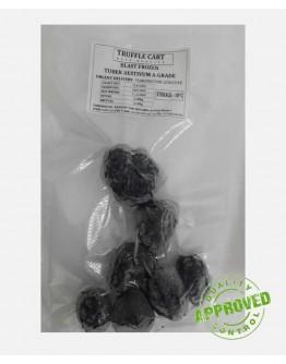 Frozen black summer truffles A-grade