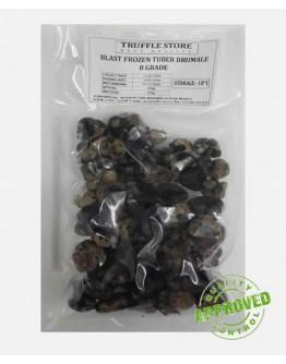Frozen black truffles Brumale B-grade