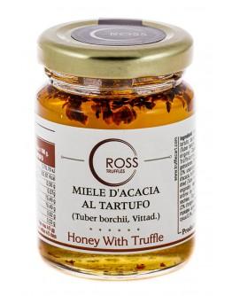 Honey with white truffles-120g