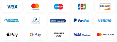 Payments methods TruffleCart